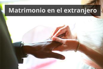 validar matrimonio en España