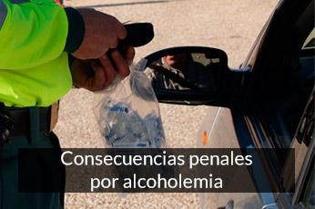 penas por alcoholemia