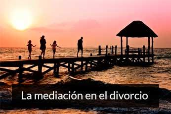 la mediacion en el divorcio