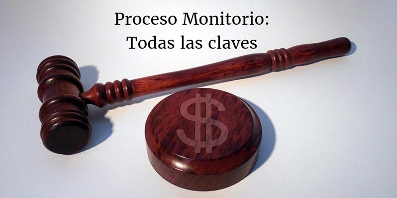 Qué es el proceso monitorio