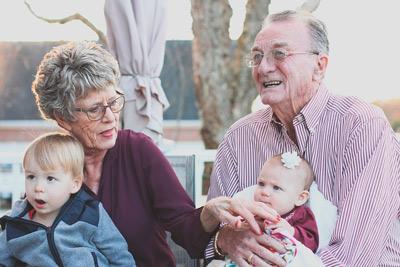 regimen de visita de los abuelos