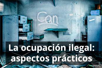 ocupacion ilegal de viviendas