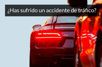 has sufrido un accidente de trafico