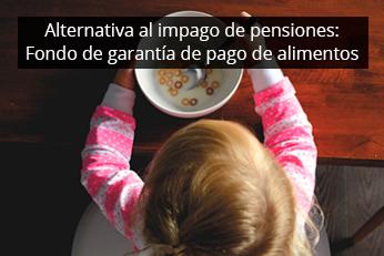 impago de pension alimentos