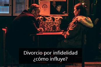 divorcio por infidelidad